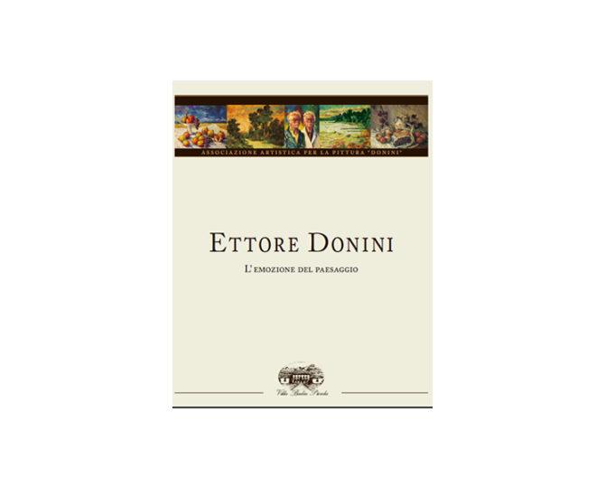 Ettore Donini L'emozione del paesaggio