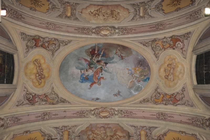 Restauro Chiesa di Fiumicello, Brescia